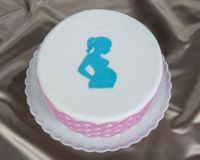 Marvelous Molds Baby Bump Silicone Onlay®