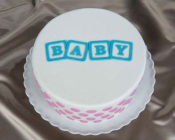 Marvelous Molds Baby Blocks Silicone Onlay®