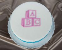 Marvelous Molds ABC Blocks Silicone Onlay®