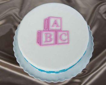 Marvelous Molds ABC Blocks Silicone Onlay®
