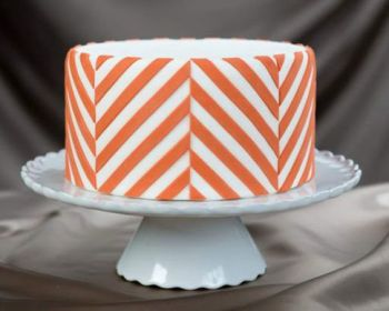 Marvelous Molds Clever Chevron Silicone Onlay®