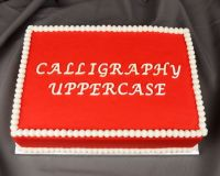 Marvelous Molds Calligraphy Uppercase Flexabet™