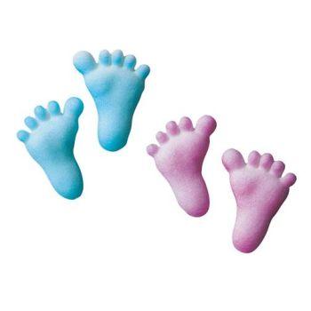 Lucks Baby Feet Assortment: 100 per box