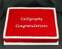 Marvelous Molds Calligraphy Congratulations Flexabet™
