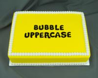 Marvelous Molds Bubble Letters Uppercase Flexabet™