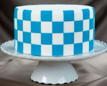Marvelous Molds Checkerboard Silicone Onlay®