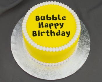 Marvelous Molds Bubble Letters Happy Birthday Flexabet™