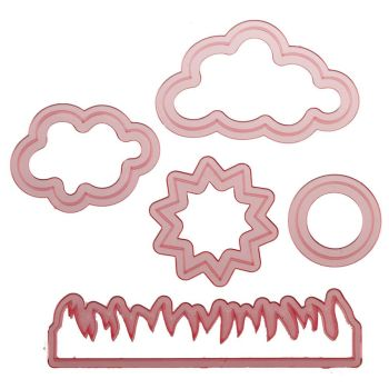 Sweet Elite Tools Nature Cutter: Minimum Order 2 units at £6.16 Per Unit.