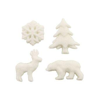 Lucks Arctic Animals Assortment: 104 per box