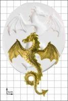 FPC Sugarcraft Flying Dragon Mould