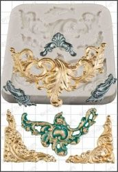 FPC Sugarcraft Baroque Scrolls