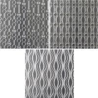 Sweet Elite Tools Swerve Pattern Texture Sheet Set: Minimum Order 3 units. £3.69 Per unit
