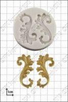 FPC Sugarcraft Curlicues Silicon Mould