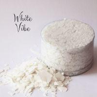 New Colour! Edible Flakes: SNOW Flakes White...