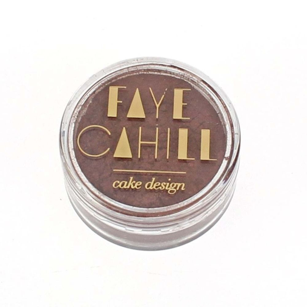 Faye Cahill: MERLOT 10ml luxury edible lustre dust icing colour