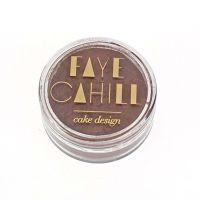 Faye Cahill: MERLOT 10ml luxury edible lustre dust icing colour