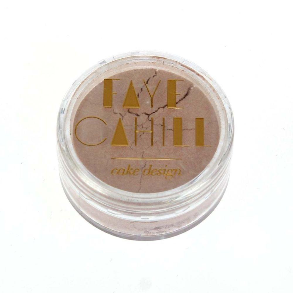 Faye Cahill: ROSE QUARTZ 10ml luxury edible lustre dust icing colour