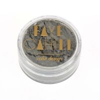 Faye Cahill: FLASH SILVER 10ml luxury edible lustre dust icing colour