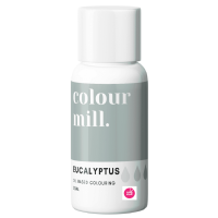 Colour Mill EUCALYPTUS oil based concentrated icing colouring 20ml