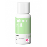 Colour Mill MINT GREEN oil based concentrated icing colouring 20ml