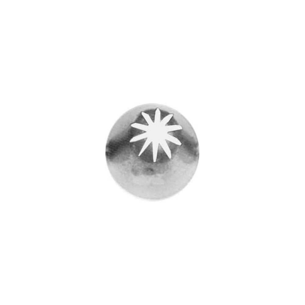 Ateco 132 piping nozzle icing tube tip (large drop flower)
