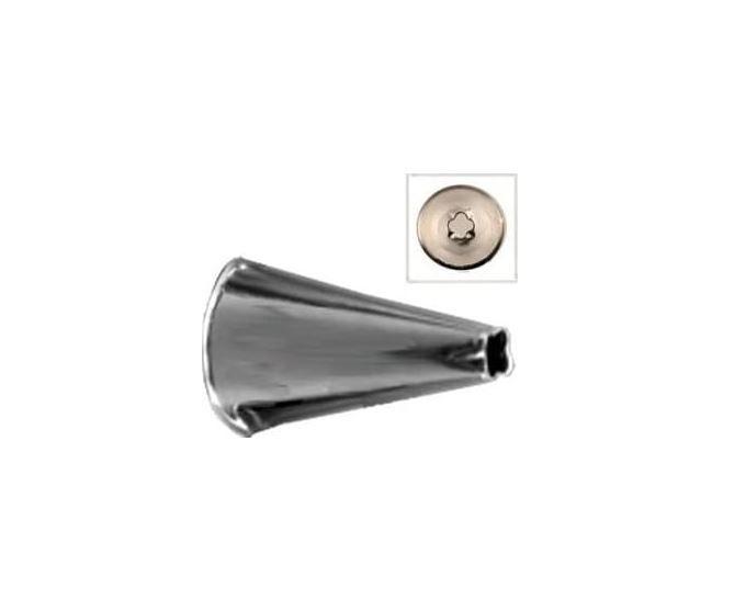 Ateco 83 piping nozzle icing tube tip (border & square)