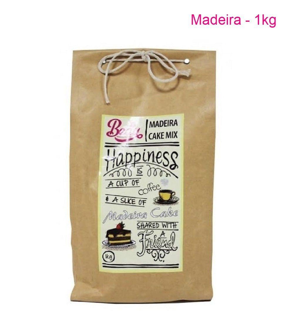 Beau Baking 1kg premium quality Madeira cake mix