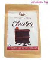 Beau Baking 1kg premium quality Chocolate cake mix