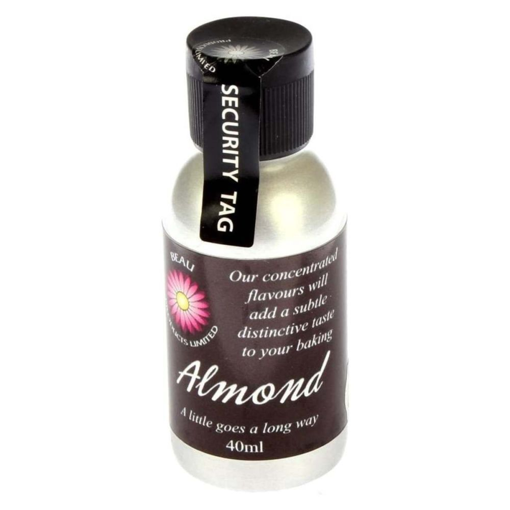 Beau Baking ALMOND icing / food flavouring 40ml