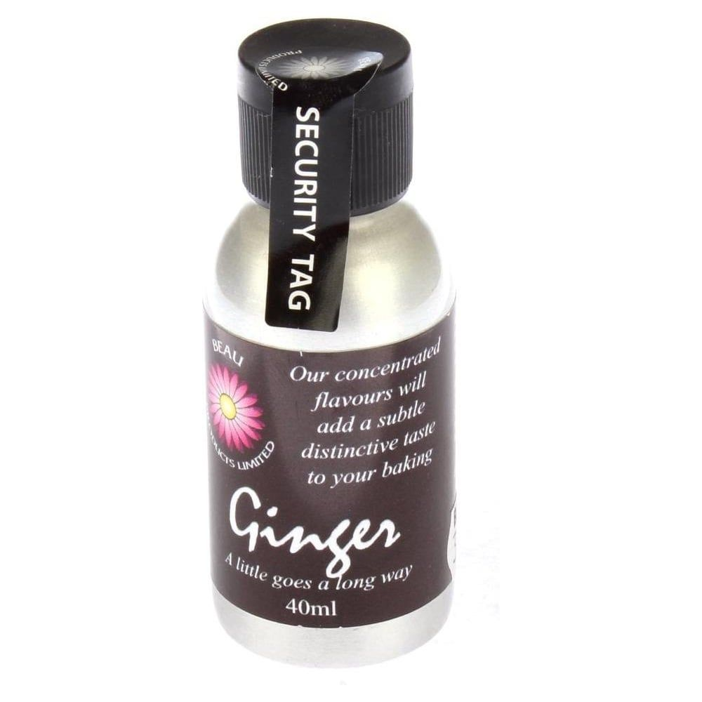 Beau Baking GINGER icing / food flavouring 40ml