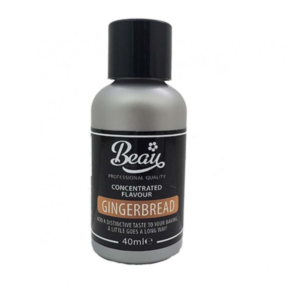 Beau Baking GINGERBREAD icing / food flavouring 40ml
