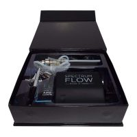 Spectrum Flow BLACK AIRBRUSH gun & compressor kit
