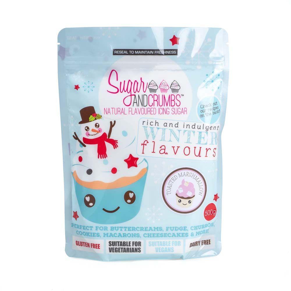 Sugar & Crumbs Toasted Marshmallow 500g. 6544
