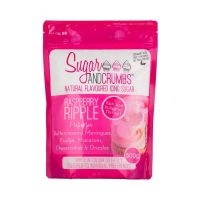 Sugar and Crumbs RASPBERRY RIPPLE 500g natural flavoured icing sugar