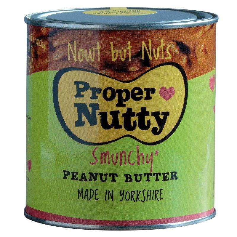 CULPITT: EDIBLE-PROPER NUTTY-PEANUT BUTTER-1kg