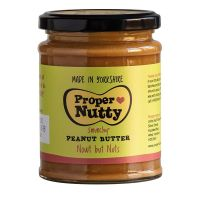 634650  CULPITT: EDIBLE-PROPER NUTTY-PEANUT BUTTER-280g - PACK SIZE: 1