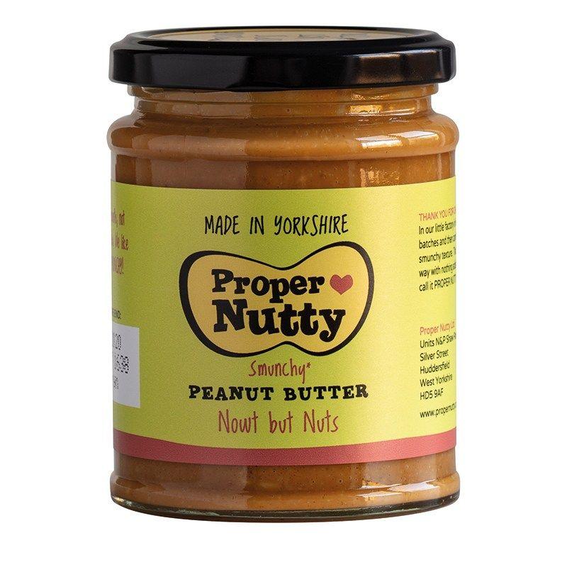 CULPITT: EDIBLE-PROPER NUTTY-PEANUT BUTTER-280g