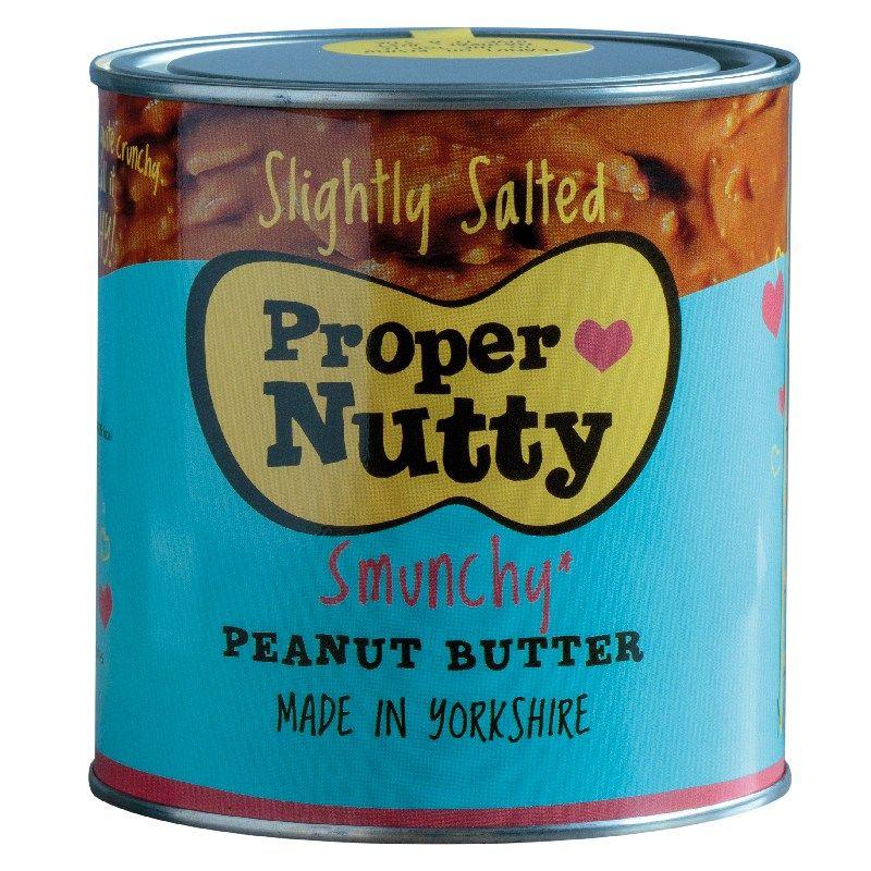 CULPITT: EDIBLE-PROPER NUTTY-SS-PEANUT BUTTER-1kg
