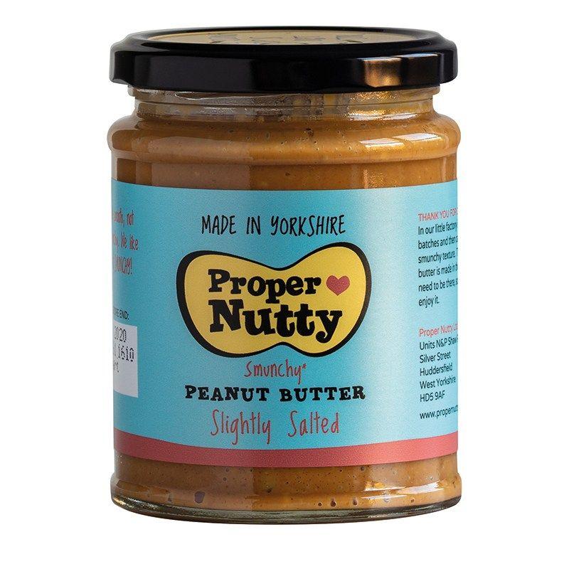 CULPITT: EDIBLE-PROPR NUTTY-SS-PEANUT BUTTER-280g