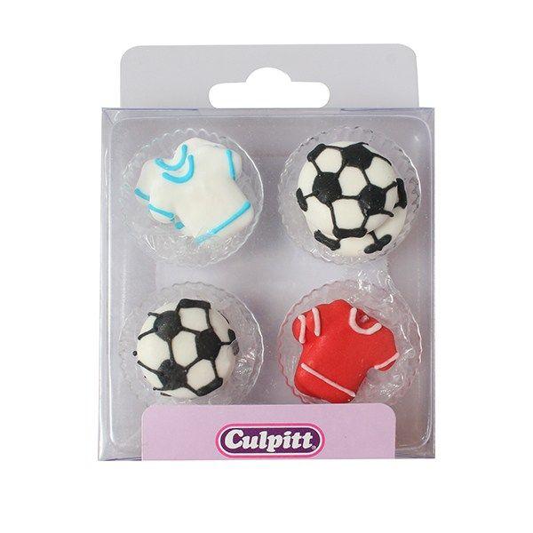 CULPITT: SUGARDEC-PIPING-BALLS & SHIRTS-RP-12 PCE