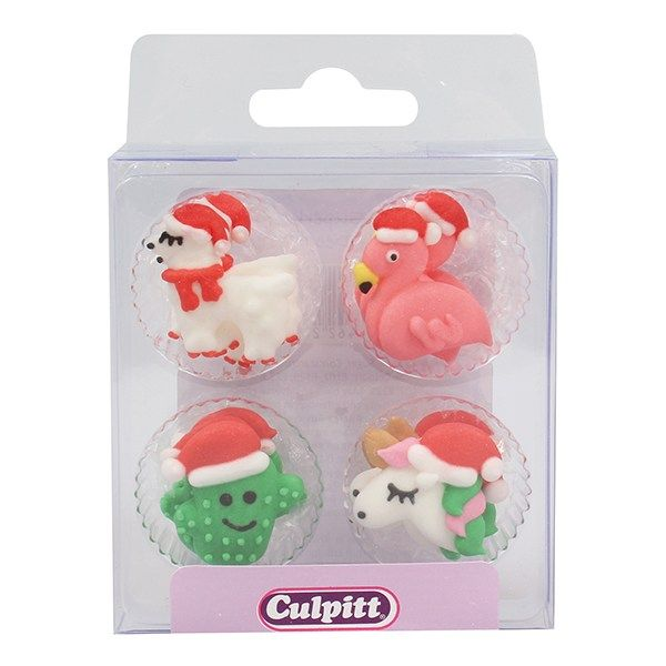CULPITT: SUGARDEC-PIPING-UNICORN FRIENDS-RP-25mm