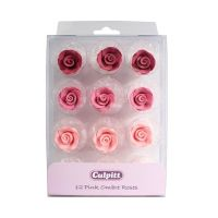 620106  CULPITT: SUGARDEC-ROSE-PINK OMBRE-12PCE-RP-20mm - PACK OF 1