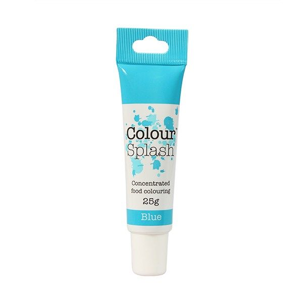 COLOUR SPLASH: COLOUR-CSP-GEL-BLUE-25g