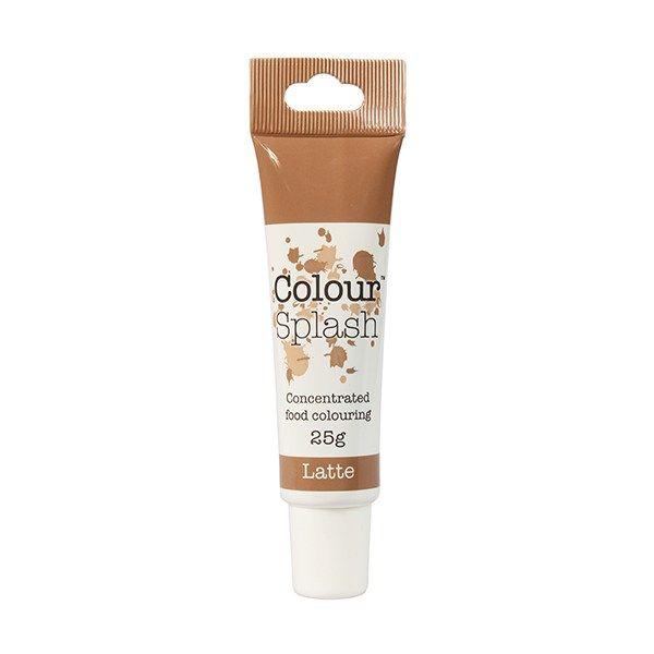 Colour Splash Gel - Latte - 25g - Single.  675063
