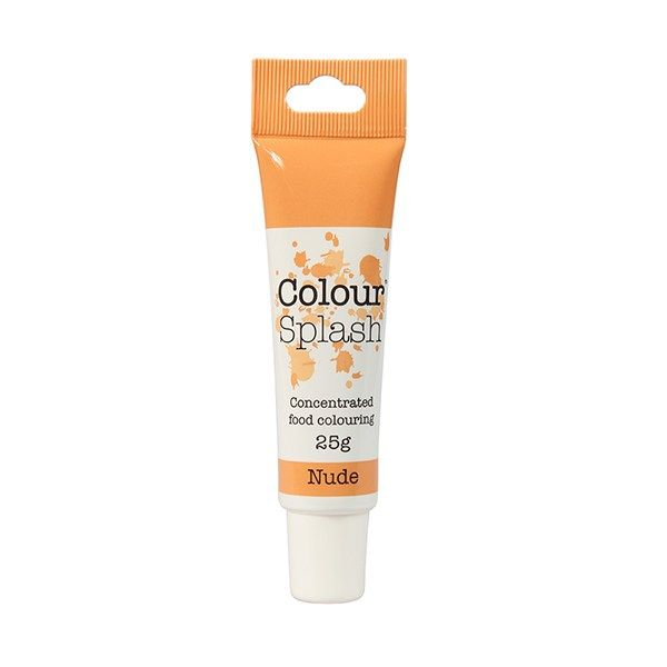 COLOUR SPLASH: COLOUR-CSP-GEL-NUDE-25g