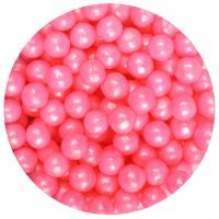 25047  Purple Cupcakes 7mm Pearls - Pink - 90g
