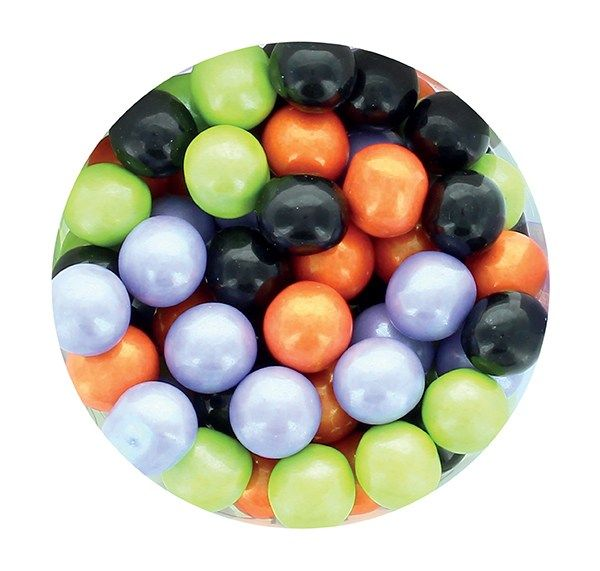 Purple Cupcakes - Halloween 10mm Pearls - 80g