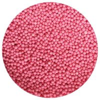 25010  Purple Cupcakes Nonpareils - Pink - 100g