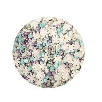 25112  Purple Cupcakes Snowstorm Mix - 100g