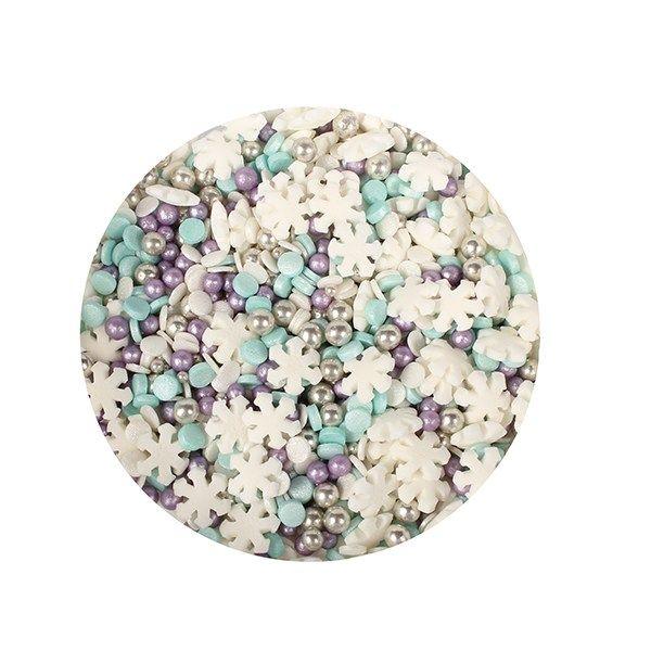 Purple Cupcakes Snowstorm Mix - 100g